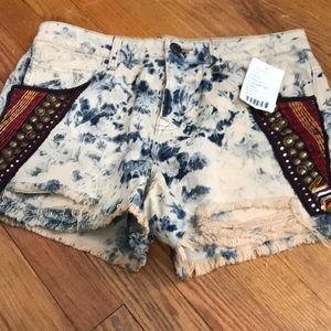 Urban outfitter festival shorts